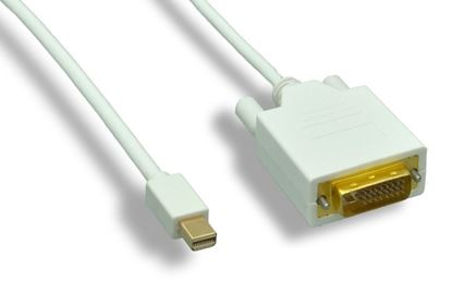 Picture of Mini Display port to DVI Cable